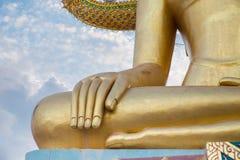 Duża Buddha świątynia w Samui, Wacie - Phra Yai Zdjęcie Stock