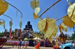 Duża Buddha podróż Zdjęcia Stock