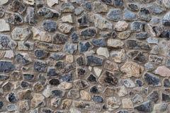 Duża kamiennej ściany tekstura Obrazy Stock