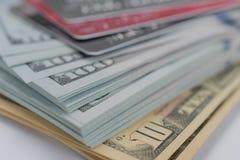 Duża kwota pieniądze USA dolar dla pieniężnego i biznesowego pojęcia jak fotografia royalty free