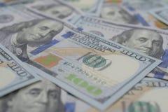 Duża kwota pieniądze USA dolar dla pieniężnego i biznesowego pojęcia jak obraz stock