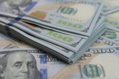Duża kwota pieniądze USA dolar dla pieniężnego i biznesowego pojęcia jak zdjęcie royalty free