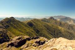 duże krajobrazowe halne góry obraz stock