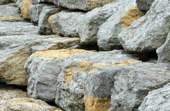 Duże skały Obraz Stock