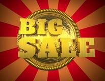 Dużej sprzedaży specjalna oferta obrazy stock