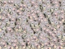dużo pieniędzy Zdjęcie Stock