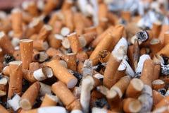 dużo tyłka papierosa Obrazy Royalty Free