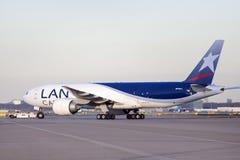 Duży ładunku samolot Zdjęcia Stock