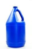 duży błękitny butelki magazynu woda Obrazy Royalty Free