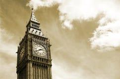 duży ben London fotografia stock