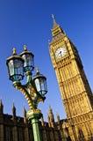 duży Ben pałac Westminster obraz stock