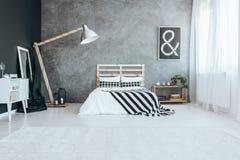 Duży biały dywan zdjęcia royalty free