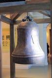Duży brązowy dzwon zdjęcia royalty free