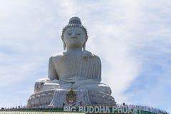 Duży Buddha Phuket Obrazy Royalty Free