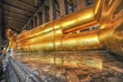 Duży Buddha Wat Pho Obrazy Stock