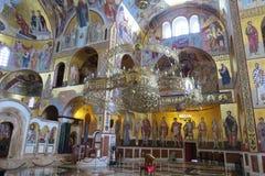 Duży chrześcijaństwo kościół obraz royalty free