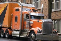 duży ciężarówka Zdjęcia Stock