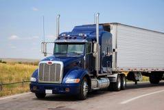 duży ciężarówka Fotografia Royalty Free