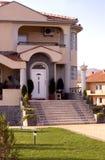duży dom ładny fotografia stock