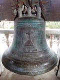 Duży dzwon w Azja obraz stock