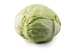 duży kapusty zieleni głowy warzywa Obraz Stock