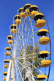 Duży koło. Obrazy Royalty Free
