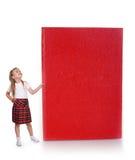 Duży książka Zdjęcie Stock