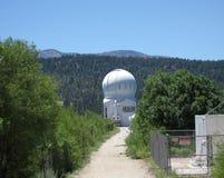 Duży Niedźwiadkowy Słoneczny obserwatorium fotografia royalty free