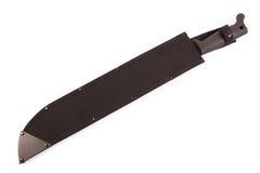 Duży nożowa maczeta Obrazy Royalty Free