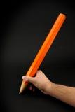 duży ołówek Zdjęcie Royalty Free