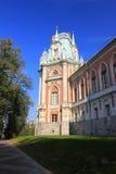 Duży pałac zdjęcia royalty free