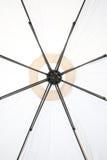 Duży parasol Zdjęcia Stock