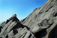 duży skała Obrazy Royalty Free