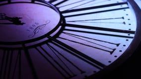 Duży Stary zegar zbiory wideo