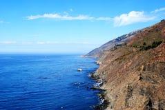 Duży Sura wybrzeże zdjęcia stock
