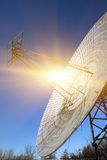 duży teleskop Rosja, St Petersburg, Pulkovo obserwatorium obrazy royalty free