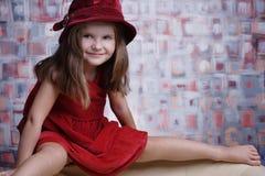 duży uśmiech Zdjęcia Royalty Free