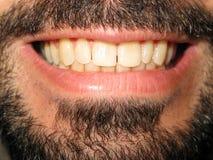 duży uśmiech Obraz Royalty Free