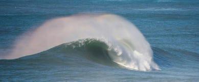 Duży władzy oceanu fala Obrazy Stock