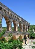 du Γαλλία Gard pont Στοκ εικόνες με δικαίωμα ελεύθερης χρήσης
