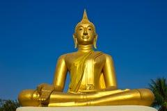 Duża Buddha statua Obraz Royalty Free
