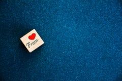 Du coeur Photographie stock libre de droits