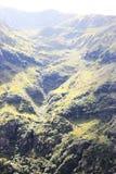 duże krajobrazowe halne góry Fotografia Stock