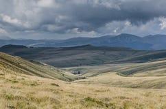 duże krajobrazowe halne góry fotografia royalty free