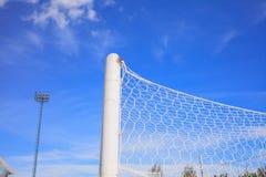 But du football Photographie stock libre de droits