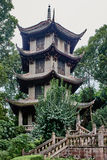 Du Fu thatched Cottage Chengdu Sichuan China Royalty Free Stock Images