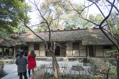Du Fu Thatched Cottage Stock Photography