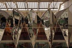 du gare nord Παρίσι Στοκ Φωτογραφίες