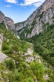 du gorges verdon στοκ φωτογραφία με δικαίωμα ελεύθερης χρήσης