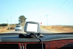 Du guide de route Image libre de droits